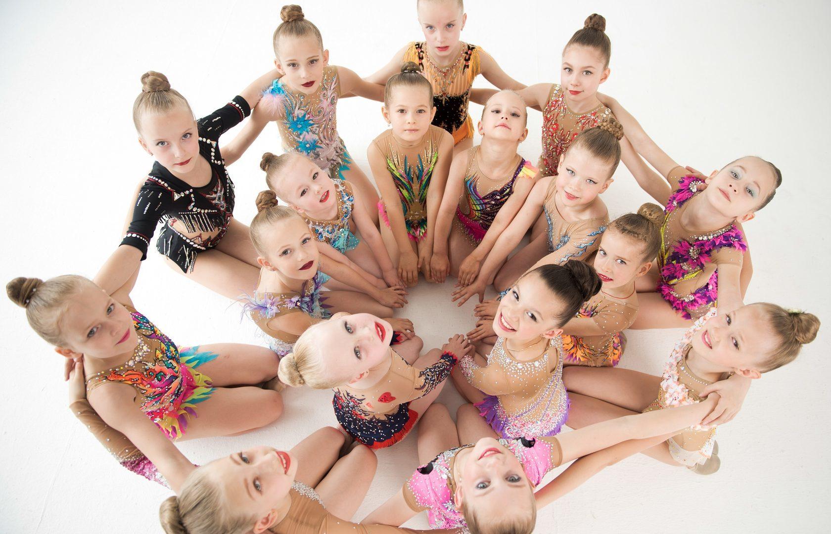 Школа художественной гимнастики «ОЛИМП»